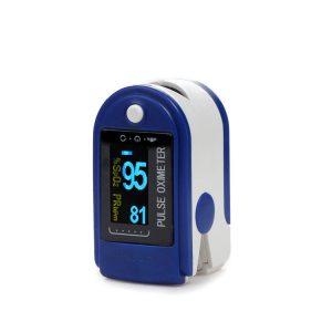 50D OLED Display pulse oximeter fingertip oxygen saturation