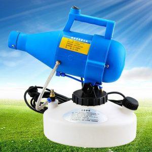 4.5L 1200W Mini fog machine ULV cold fogger portable electric hospital disinfection sprayer